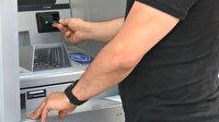 ATM'nin para haznesinde 18 bin lira buldu: Arkasındaki adam isteyince olanlar oldu