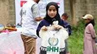 İHH bu yıl da mazlumların yanında: Kurban Bayramı'nda 65 ülkedeki ihtiyaç sahiplerine ve çocuklara yardım eli uzatacak