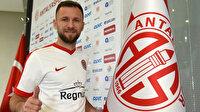 """Hakan Özmert: """"Antalyaspor'da futbolu bırakmak istiyorum"""""""