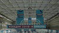 Rusya'da Kovid-19'a karşı aşılama sürecini hızlandırmak için toplu aşılama merkezleri açılıyor