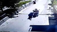Yakalanan motosikletli tacizciden pişkin tavır: Sıradaki arkadaşlara başarılar dilerim, yakışıklı çek