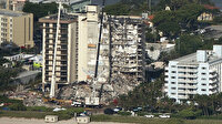 ABD'de çöken binada can kaybı 90'a yükseldi