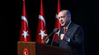 Cumhurbaşkanı Erdoğan: Yalan siyasetine gençlerimizi alet ediyorlar