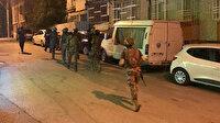Bursa'da rastgele ateş açan kişi polisi alarma geçirdi