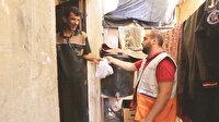 İDDEF'ten Gazze'ye Kurban yardımı