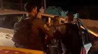 İşgalci İsrail güçleri Filistinli gençleri darp ederek gözaltına aldı
