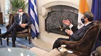 Yunanistan Rum yönetimi ve İsrail'den yeni tahrik: Ortak araştırma yapacaklar