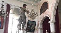 TSK Rasulayn'daki Martuma Süryani Ortodoks Kilisesi'ni onardı