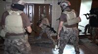 'Şirinler' çetesi operasyonunda ortaya çıktı: İki kişiyi kafeste hapsetmişler