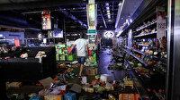 Güney Afrika'da kaos büyüyor: Yağmalanmadık yer kalmadı