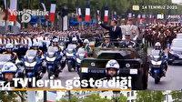 Fransız TV'leri Cumhurbaşkanı Macron'un yuhalandığı görüntüleri sansürledi