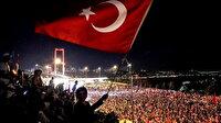 """Başakşehir İlçe Milli Eğitim Müdürlüğü'nden 15 Temmuz darbe girişiminin 5. yılında  """"Vatan Sevdası"""" marşı"""