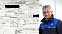 Zabıta memuru vatandaşın tepkisi üzerine kendisine ceza kesti