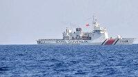 Rum kesiminden 'Türk sahil güvenliği uyarı ateşi açtı' yalanı