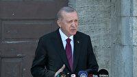 Cumhurbaşkanı Erdoğan Rize'deki sel felaketiyle ilgili konuştu