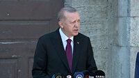 Cumhurbaşkanı Erdoğan: KKTC'de bir müjdem olacak