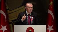 Cumhurbaşkanı Erdoğan: Türk'ün olduğu yerde zulüm olmaz