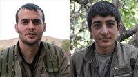 Türkiye'ye patlayıcı göndermeye çalışan PKK'lı teröristler Barış Soydan ve Emrah Yıldızer etkisiz hale getirildi