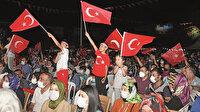 Sincan'da 15 Temmuz Demokrasi Bayramı