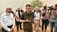 Bakan Pakdemirli duyurdu: Mersin ve Hatay'daki yangınlarla ilgili 4 kişi gözaltına alındı