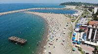 Filyos sahili Bodrum sahillerini aratmıyor