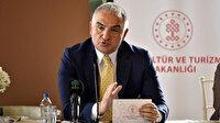 Turizm Bakan Mehmet Nuri Ersoy'dan müzik yasağı açıklaması