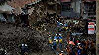 Japonya'yı sel ve heyelan vurdu: 15 ölü
