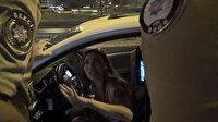 Esenyurt'ta alkollü sürücü terör estirdi