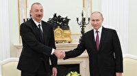 Putin ve Aliyev yarın Moskova'da bir araya gelecek