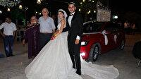 Böyle düğün hediyesi görülmedi: Gelinin dedesinden genç çifte 300 bin liralık sıfır otomobil