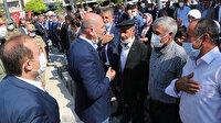 İçişleri Bakanı Soylu, Şırnak'ta halkla bayramlaştı