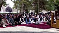 Afganistan'da bayram namazı sırasında roketli saldırı: Cumhurbaşkanı Eşref Gani de bölgedeydi