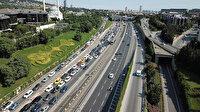 İstanbul'da Kurban Bayramı'nda yollar boş kaldı: Köprü giriş çıkışları ise yoğun