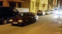 Antalya'da polisi peşine takan ehliyetsiz sürücüye ceza yağdı