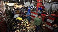 Bağdat'ta bayram arifesinde düzenlenen saldırıyı terör örgütü DEAŞ üstlendi