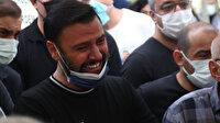 Alişan'ın kardeşi Selçuk Tektaş gözyaşları arasında son yolculuğuna uğurlandı
