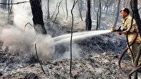 Osmaniye'deki orman yangını kontrol altına alındı