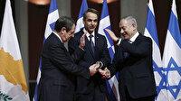 İsrail'den Güney Kıbrıs Rum Yönetimi'ne destek