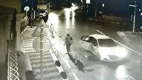 İstanbul Kartal'da lüks siteye kurşun yağmuru: Esnafı tehdit etmeye başladılar