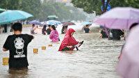Sel Çin'i de vurdu: 25 ölü