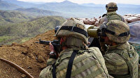 MSB açıkladı: 4 terörist etkisiz hale getirildi