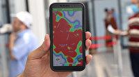 Risk haritası kırmızıya döndü uzmanlar uyardı: Pandemi bitmedi devam ediyor