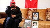 PKK'nın kaçırdığı kızına seslendi: Gel teslim ol 21'inci bayramı sensiz geçiriyorum