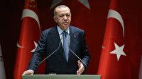 Cumhurbaşkanı Erdoğan: İstiklal mücadelesi Lozan Barış Antlaşması ile uluslararası alanda tasdik edilmiştir