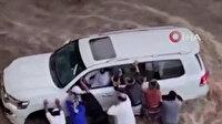Suudi Arabistan'daki sel: 3 kişi hayatını kaybetti