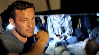 Yolcu otobüsünün bagajından 11 kaçak göçmen çıktı