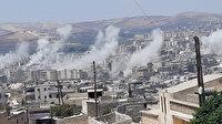 Afrin'de PKK'lı teröristler sivillere saldırdı