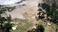 Hindistan'da toprak kayması can aldı: 9 ölü, 3 yaralı