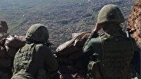 İçişleri Bakanlığı: Hakkari'de 2 terörist silahlarıyla etkisiz hale getirildi