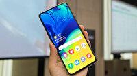 Samsung Galaxy A80 için güncelleme yayınlandı